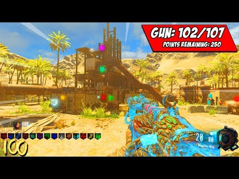 ULTIMATE RUST ZOMBIES GUN GAME! (107 Weapons...)