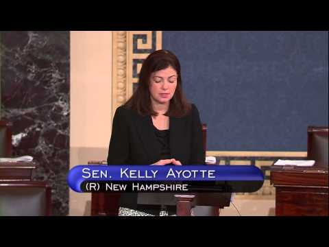 Sen. Ayotte Shares Heartbreaking NH Obamacare Stories On Senate Floor