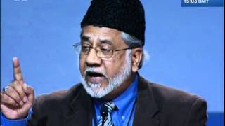 "Urdu - Khilafate-Ahmadiyyat: The ""Second Manifestation"" of Divine Power - Jalsa Salana USA 2012"