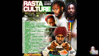 DJ ROY RASTA CULTURE REGGAE MIX [MAY 2K14