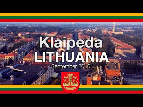 Klaipeda, Lithuania - A beautiful day in my home town