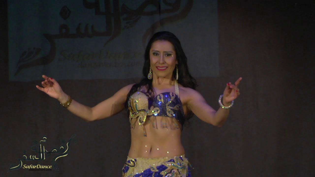 Angelina. Oriental Routine in Milano 2019