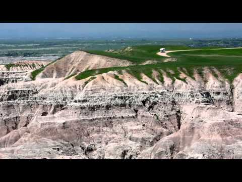 USA Great Outdoors: Wyoming, North and South Dakota