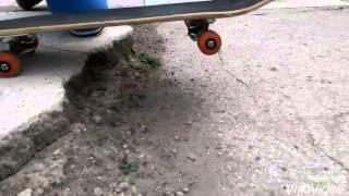 Базовый урок скейтбординга