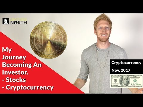 Investing In Cryptocurrency - My Journey Becoming An Investor In Bitcoin