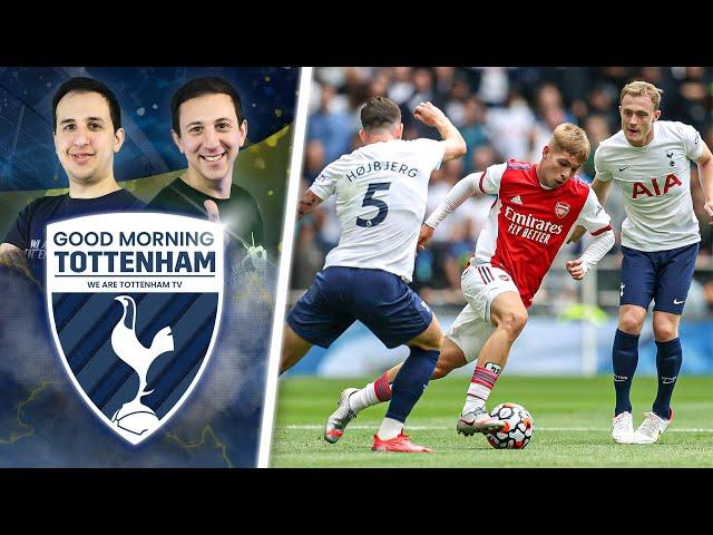 Arsenal 3-1 Tottenham • Match Review [GOOD MORNING TOTTENHAM]