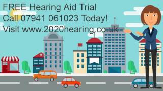 Free Hearing Aid Trial York | Call 07941 061023 No Risk Try Hearing Aids For Free  !