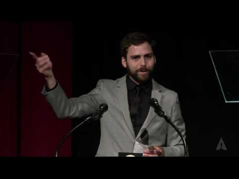 Johnny Coffeen, Alternative Bronze Medal: 2016 Student Academy Awards