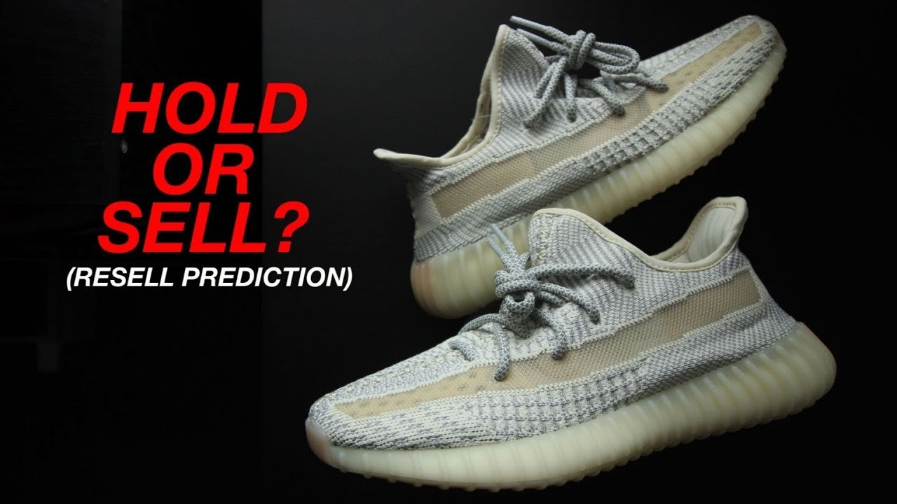 Should You Hold or Sell Yeezy 350 V2