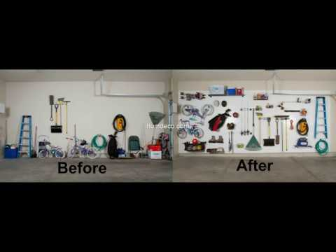 60 + Space Saving Ideas Garage Great Ideas 2018 - Home Decorating Ideas