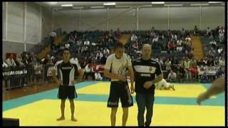 Turkish Submission Wrestling beats BJJ