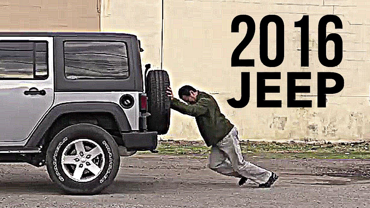 2016 Jeep Wrangler Unlimited | An Average Guyu0027s Review   YouTube