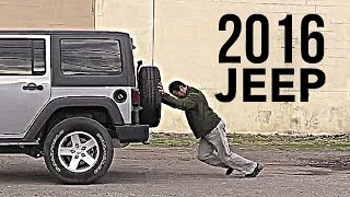 2016 Jeep Wrangler Unlimited | an average guy's review