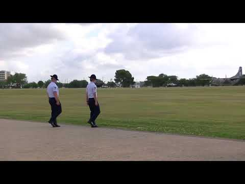 Air Force Basic Military Training Parade, 11 May 2018 (Official)