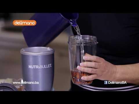 Nutribullet recept za zdravlje - Jadranka Trninić