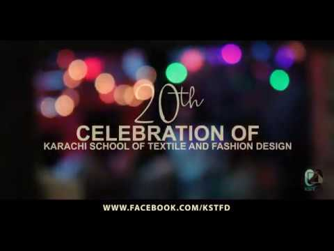 Theme Party 2019 In Karachi School Of Textile Fashion Design Youtube