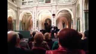 Mosaico Valenciano, de Salvador Chuliá /Trompeta, Ernesto Chuliá, piano, Fernando Tortajada