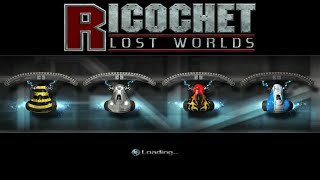 Ricochet Lost Worlds in English