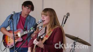 """Courtney Marie Andrews  """"How Quickly Your Heart Mends"""" live at Edmonton Folk Music Festival 2017"""