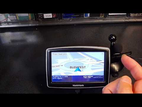 Detailed Tutorial On Using TomTom XL And XXL GPS Navigation System V8.41