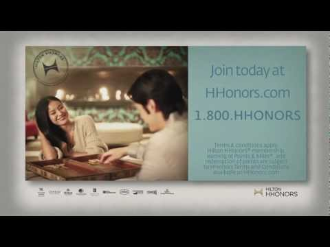 What is the Hilton HHonors Program?