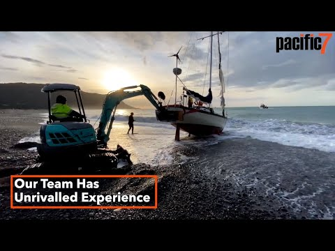 Pacific7 Marine Contractors New Zealand