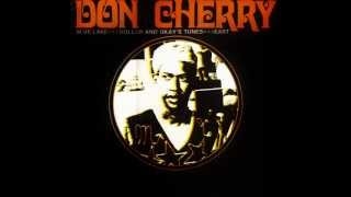 Don Cherry - East  (Blue Lake)