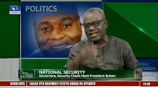 Security Experts Dissect Nigeria's Security Situation