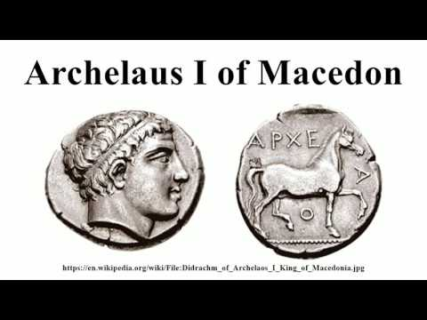 Archelaus I of Macedon