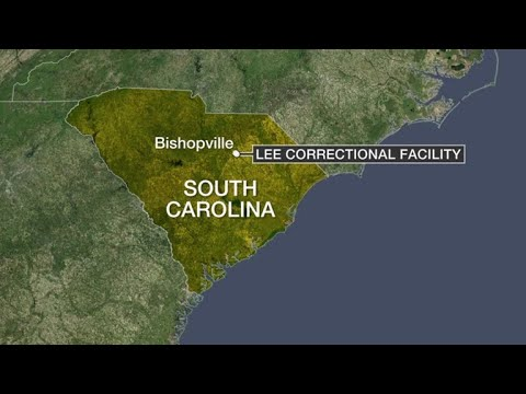 Seven inmates dead in South Carolina prison riot
