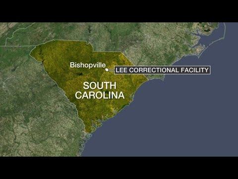 Seven inmates dead in South Carolina prison riot