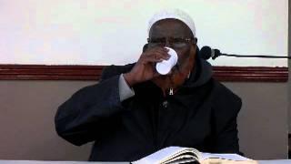 Tafsir Somali Surat an-Nahl - part 1 - Sheikh Hussein Jama