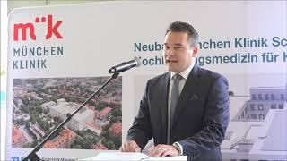 Richtfest Neubau Klinikum Schwabing @ München Klinik am 16 10 2018 Teil VI
