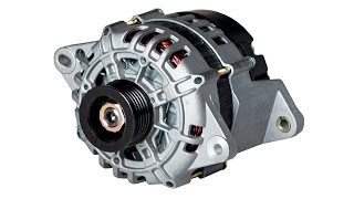Ремонт генератора Chevrolet Aveo 1.6 - Генератор VALEO 9046972