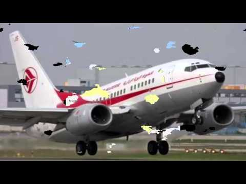 Breaking! - Air Algeria plane crashes