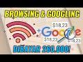 - Dibayar 260.000 - Cara Menghasilkan Uang di Internet hanya Modal WI-FI, Browsing & Googling! 2021