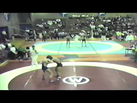 1987 National Espoir Championships Match 2