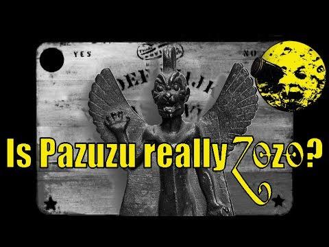 Is Pazuzu really Zozo?