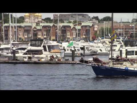 The Baltimore Inner Harbor Cruise Complete Tour Part 2