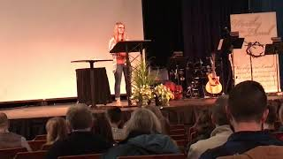 Ellie Brown Church testimony about Mexico