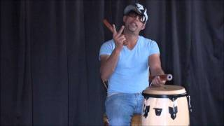 Salsa-How to play the Claves -Clave 2-3 -tricks!!!!