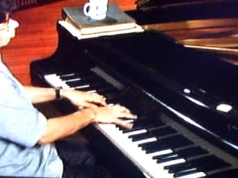Chick Corea-Keyboard Workshop-The Blues: Let it GROOVE it's own way...