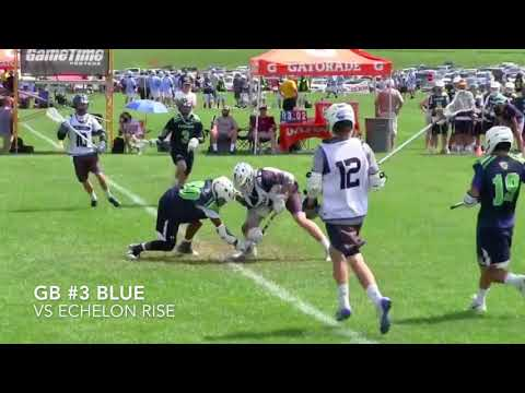 Nate Lapat 2020 Lacrosse Highlights
