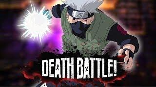 Kakashi Cuts Lightning in DEATH BATTLE!