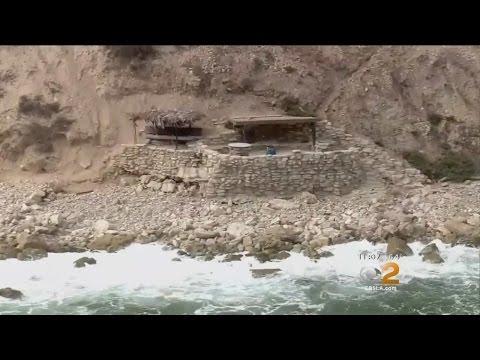 Demolition Begins On Palos Verdes Surfer Hangout