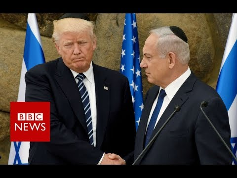 US recognition of Jerusalem 'kiss of death' for peace process - BBC News