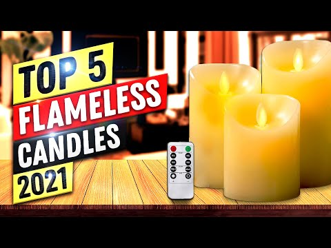 BEST Flameless Candle