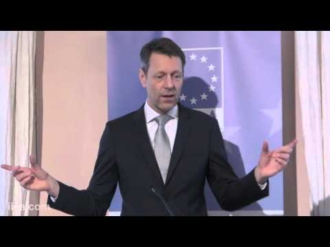 Georg Schutte - Industry 4.0 and the Digital Transformation