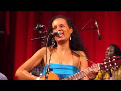 Namvula -  (World City Music Village, Wilton's Music Hall, London, 06/07/2014)