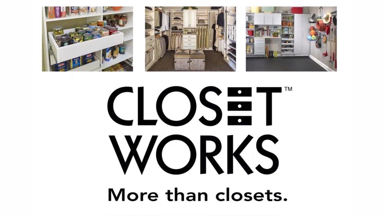 More Than Closets   Closet Works